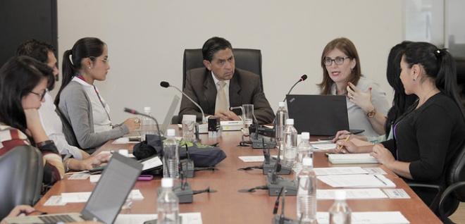 Carmen Simone valora esfuerzo de Asamblea por emitir un Código Administrativo