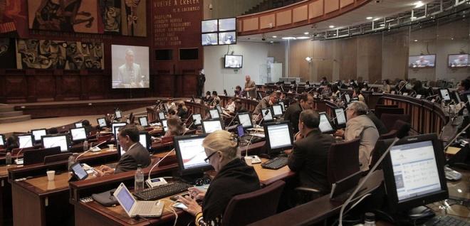 Asamblea aprobó proforma 2016, programación 2016 -2019 y el límite de endeudamiento