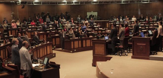 Asamblea debate proyecto para la promoción del trabajo juvenil y protección de empleo