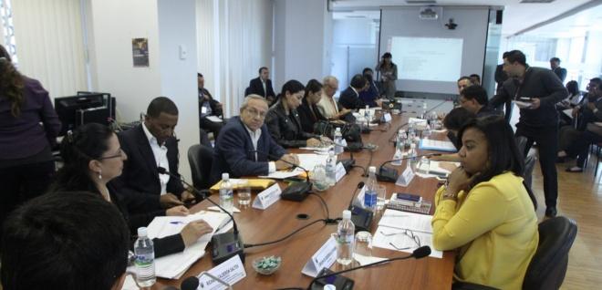 Listo informe para primer debate de proyecto de ordenamiento territorial