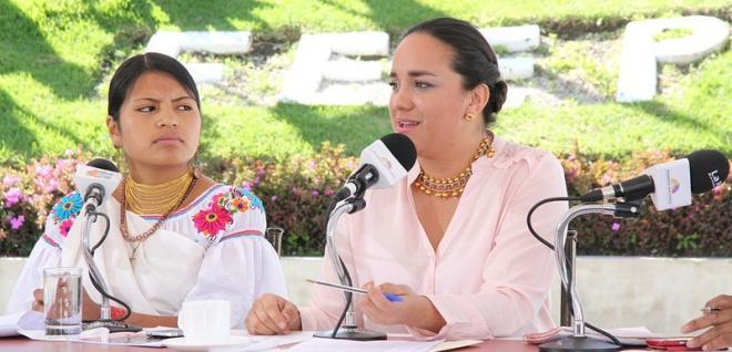 Gabriela Rivadeneira: Proyecto de Ley de Culturas se tratará el próximo año