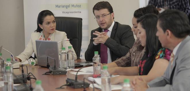 Catedrático de la UDLA plantea reformar cinco artículos del Código Administrativo