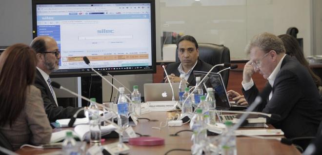 Comisión de Régimen Económico. Foto - Archivo