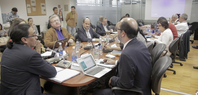Comisión de Régimen Económico realizará un seminario académico sobre Código de Comercio