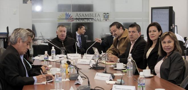 El lunes en Manabí inicia nueva etapa de socialización de proyecto de Ley de Cultura