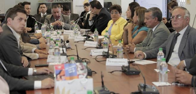 La Comisión de Educación realizará las audiencias públicas provinciales en torno al Código Ingenios. Foto - Archivo