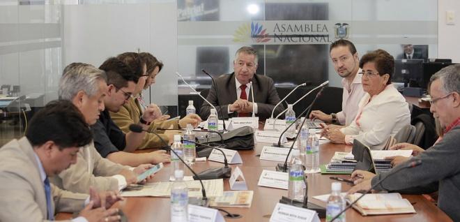 Comisión de Educación evaluó resultado de socialización de proyecto de Ley de Cultura
