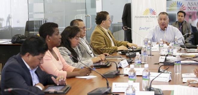 La Comisión de Educación realizó el estudio y análisis del proyecto de Ley de Cultura. Foto - Archivo