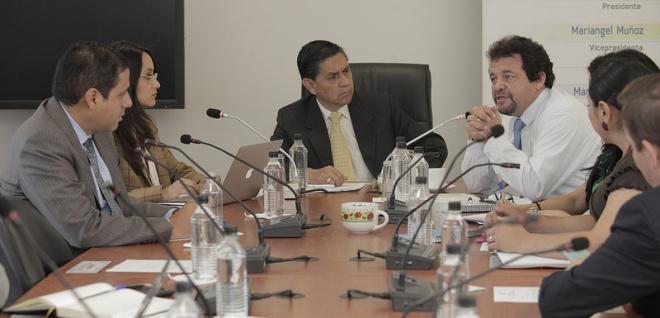 CONGOPE y AME reconocen trascendencia del proyecto de Código Administrativo