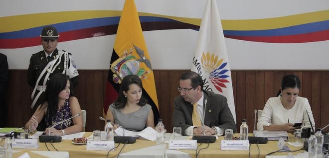 Comisión aprobó informe para segundo debate de enmienda constitucional
