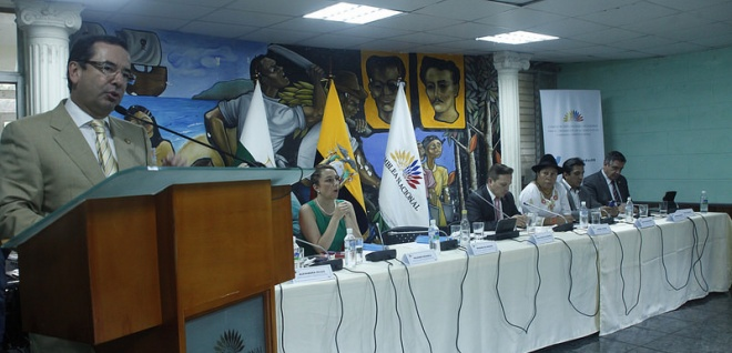 Diálogo ciudadano sobre enmienda constitucional llegará a Pastaza
