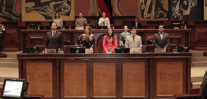 Concluyó primer debate de proyecto para el equilibrio de las finanzas públicas