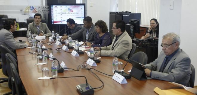 Comisión 8 avanza con el trámite del proyecto de Ordenamiento Territorial