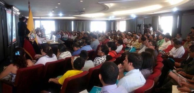 Activa presencia ciudadana marcó primera semana de audiencias públicas de Ingenios