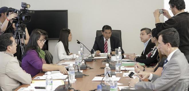 Prosigue análisis de las reformas a la Ley Notarial. Preparan borrador de informe