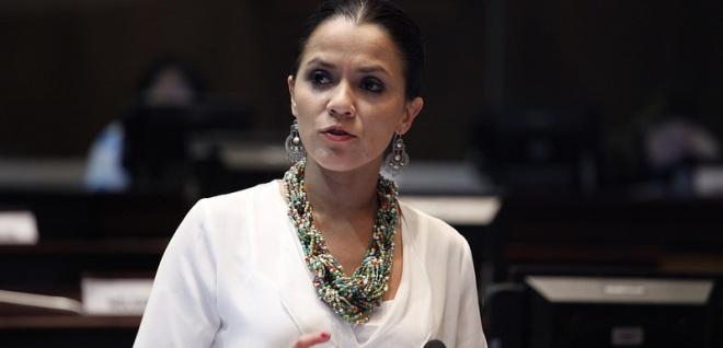 Mariangel Muñoz -foto de archivo