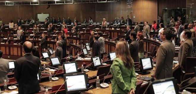Segundo debate del proyecto de Ordenamiento Territorial será este martes en el Pleno