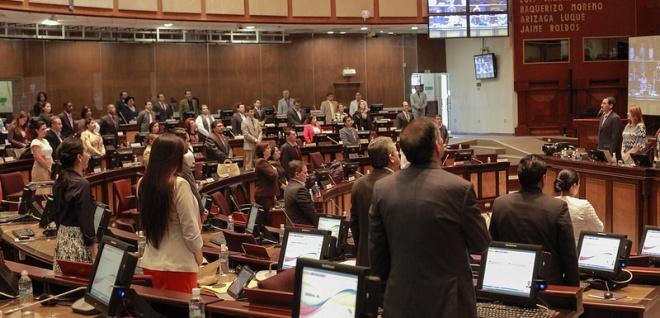 El Pleno tratará el jueves reformas a las leyes que rigen el sector público