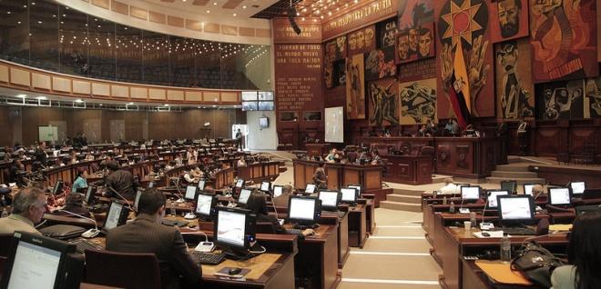 Pleno cierra debate sobre tema de la propiedad intelectual en Código de Ingenios