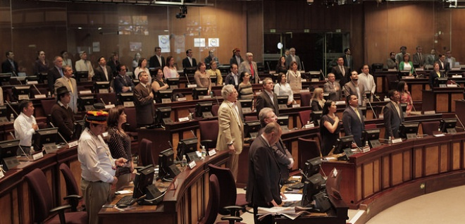 Pleno tratará mañana objeción a Ley de Ordenamiento Territorial
