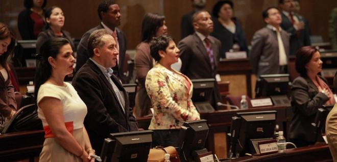 Asamblea resolvió el veto a la Ley de Ordenamiento Territorial. Acogió observaciones
