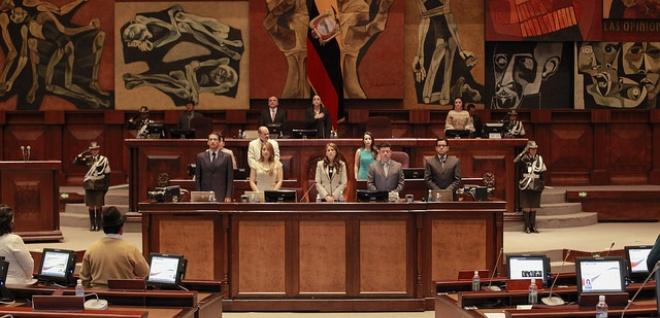 Procedimientos administrativo y especiales se analizarán mañana en el Pleno