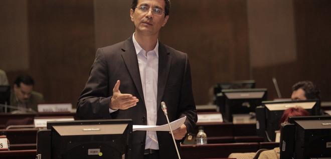 Por varios riesgos, proyecto de Ordenamiento Territorial es urgente: Richard Calderón