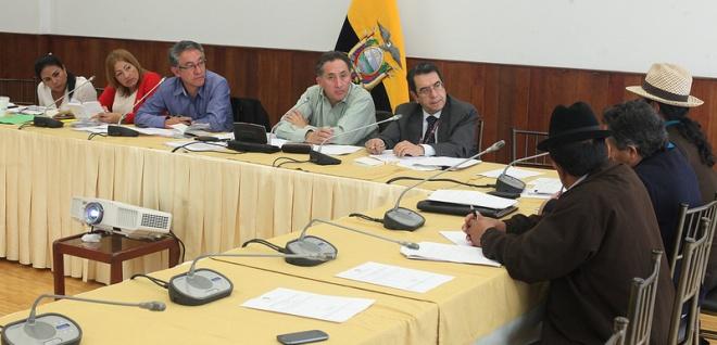 La Comisión de Soberanía Alimentaria analizó el proyecto de Ley de Tierras. Foto - Archivo