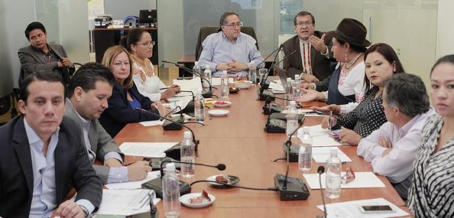 La Comisión de Soberanía Alimentaria ejecutará las audiencias públicas provinciales del proyecto de Ley de Semillas. Foto - Archivo