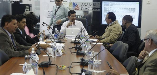 Varias instituciones disertarán sobre proyecto de ordenamiento territorial