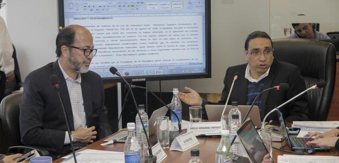 Continúa trámite de proyecto de reformas a Ley de Lavado de Activos