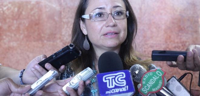 Asambleísta Ximena Ponce. Foto - Archivo