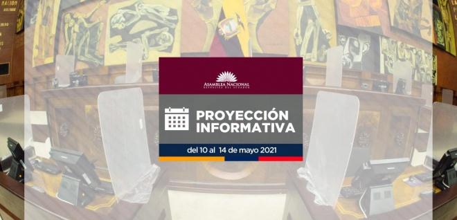 Parlamento 2021-2025 se instalará el 14 de mayo y elegirá sus autoridades