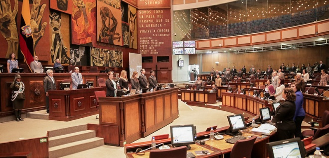 Asamblea remitió al Ejecutivo proyecto para restructuración de deudas
