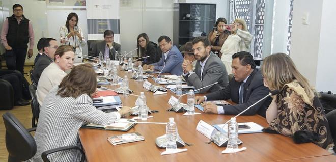 Comisión de Salud. Asamblea Nacional