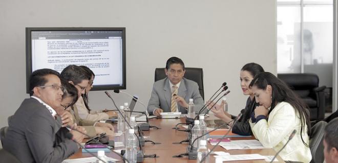 Martes, segundo debate del proyecto de reformas a la Ley Notarial
