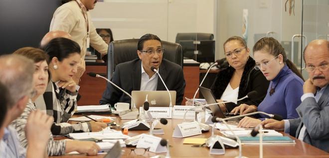 Trabajan en informe para primer debate de Ley para la Reestructuración de Deudas