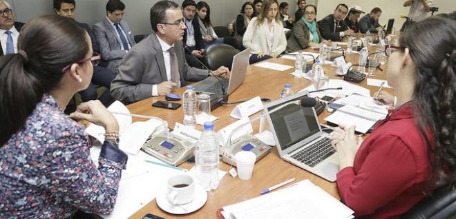 Comisión de Justicia retoma tratamiento de reformas al Código de Procesos