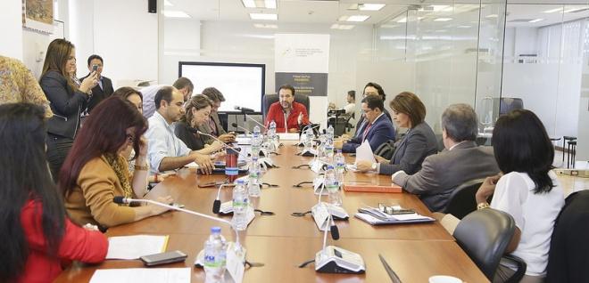 El proyecto de Código de Comercio se expondrá en taller organizado por la Comisión de Régimen Económico