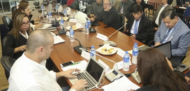 Comisión Educación - reforma a la LOEI