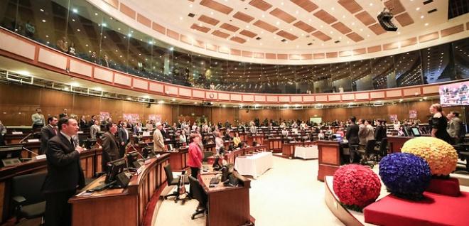 Reinstalación de sesión 549 del Pleno