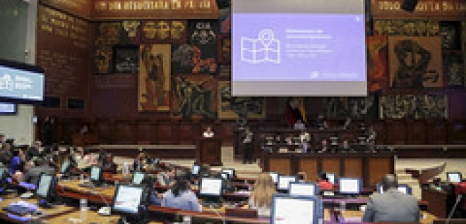 Comparecencia del CNE en el Pleno