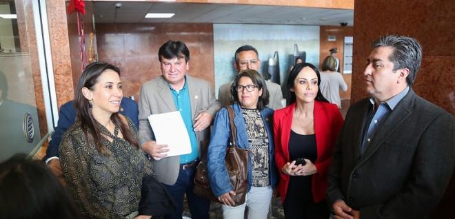 Comisión Ocasional Desaparecidos