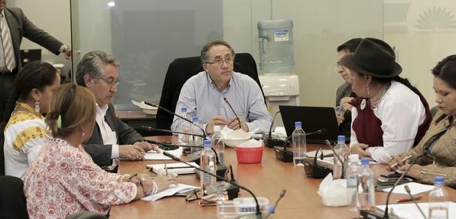 La Comisión de Soberanía Alimentaria realizará la mesa de diálogo nacional sobre el proyecto de Ley de Semillas