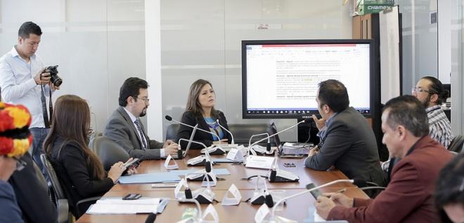Comisión de Biodiversidad. Foto - Archivo