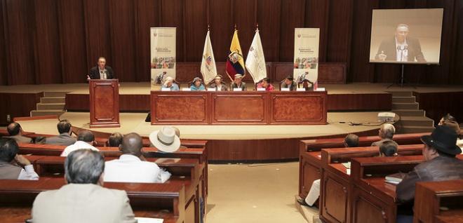 Legisladores coinciden con organizaciones sobre proyecto de Ley de Semillas