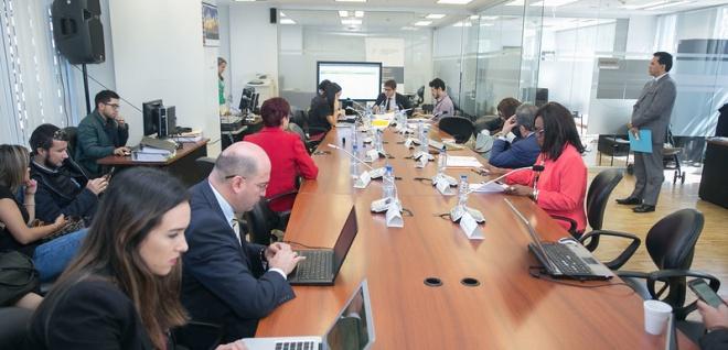 Régimen Económico conoció el veto parcial del Ejecutivo al Código de Comercio