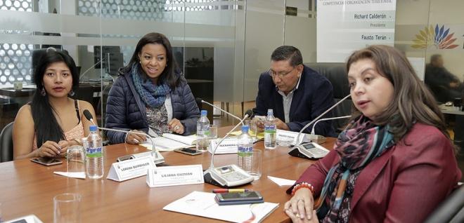 Comisión de Gobiernos Autónomos. Foto - Archivo