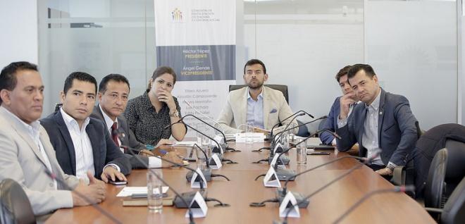 Grupo Parlamentario de la Masificación del Deporte, proyecto que sanciona la violencia en los escenarios deportivos