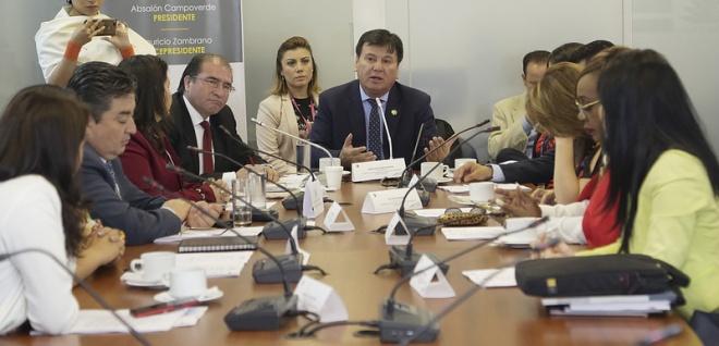 La Comisión Ocasional , Fiscalía,